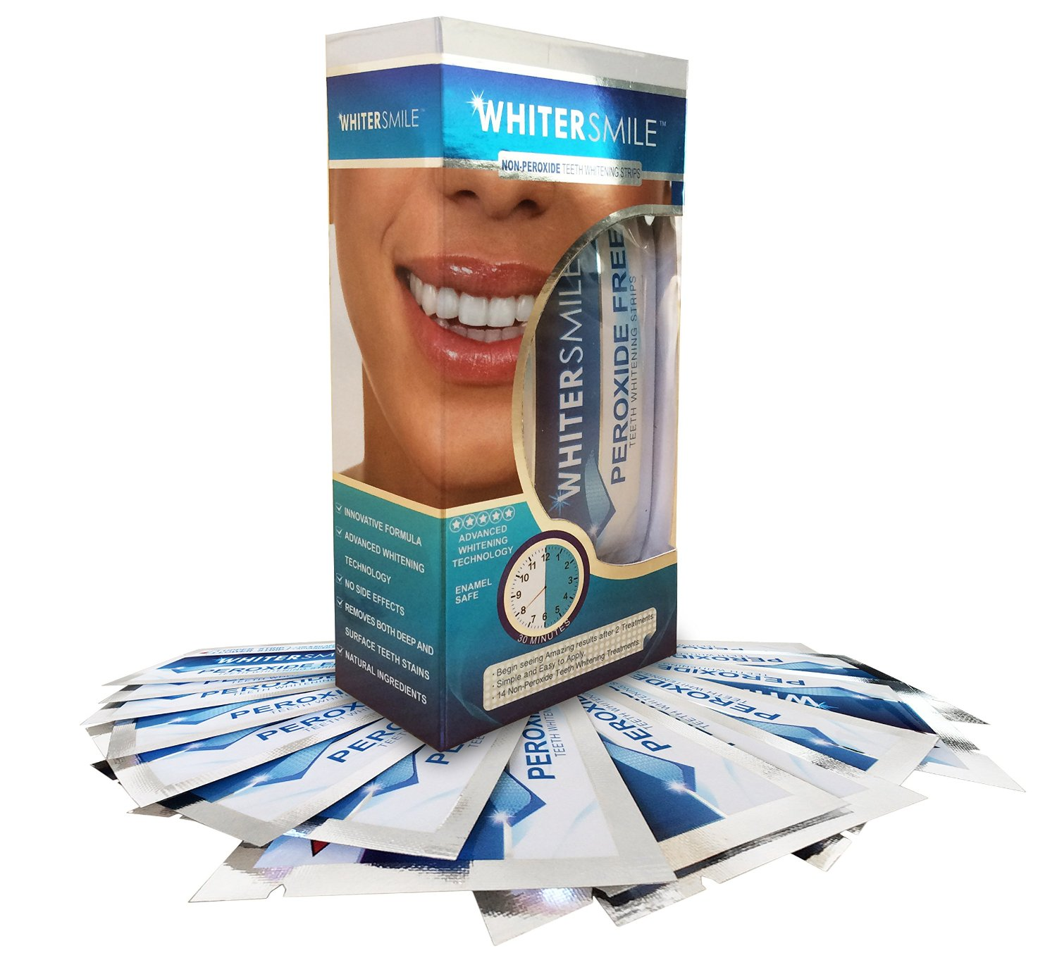 Professional Teeth Whitening Strips